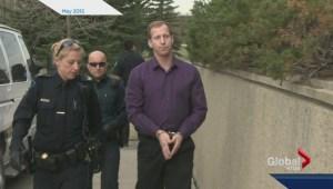Travis Vader re-arrested