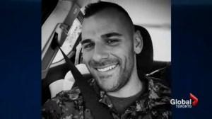 Cpl. Nathan Cirillo remembered on 1-year anniversary