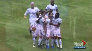 Whitecaps prep for season home opener