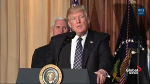 Roll back of environmental regulations allows EPA to lead 'energy revolution': Trump