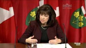 Detailing the costs of teachers' contracts in Ontario