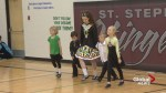 Dancers' debut: Getting in step with the spirit of St. Patrick's Day