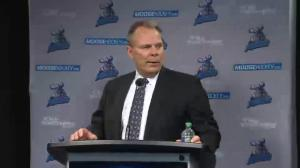 Jets GM Kevin Cheveldayoff announces new head coach