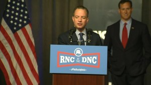 Democratic party committed 'one of the most historical political frauds': RNC chair on DNC email leak
