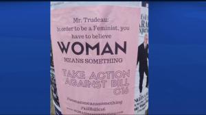 Anti-Bill C-16 flyers upset Vancouver's West End community