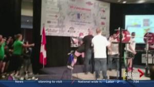 2016 National Powerlifting Championships in Regina