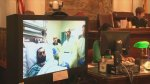 Suspected NY, New Jersey bomber pleads not guilty from hospital bed