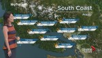 BC Evening Weather Forecast: Jun 1