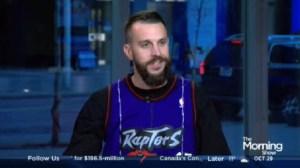 Toronto Raptors home opener