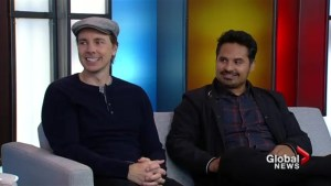 Reviving CHiPS with stars Dax Sheppard and Michael Pena