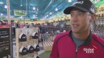Graham Delaet hits Halifax to play and for charity