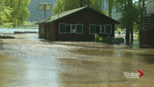 'I'll fight to the end': OKIB property owners continue to battle flooding