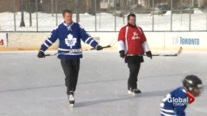 Tim Hortons joins MLSE to keep outdoor rinks operating in Toronto