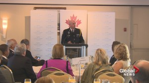 Halifax police chief explains 'Ferguson effect'
