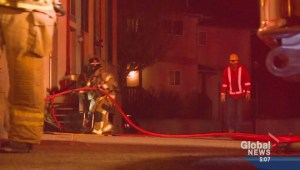 Penticton fire investigators say smoking materials caused apartment fire