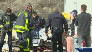 Serious injuries following explosion in West Kelowna