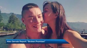 "Alexis Gervais Report: ""Broken Promises"""