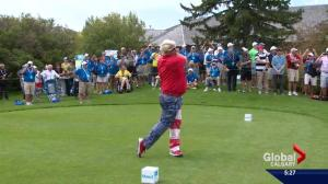 Pro-Am kicks off at Shaw Charity Classic