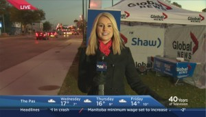 Global's Fun2B40 Birthday giveaways continue on the Morning News