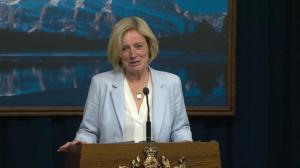 Raw video: Premier Designate Notley