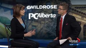Lori Williams speaks to possible Wildrose/PC merger