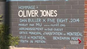 Oliver Jones receives Goldbloom Award