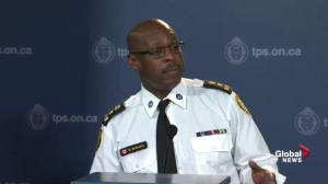 Toronto Police Chief urges public to resist 'Islamophobia' in wake of attack on military office