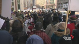 Montrealers rally Canada to help Raif Badawi