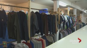 Lethbridge homeless organization in desperate need for winter jackets