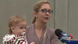Fort McMurray nurse speaks about fleeing fire and husband still battling blaze