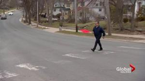 Flagging it: Halifax council to debate crosswalk safety guidelines