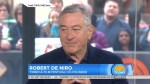 Robert De Niro sounds off on anti-vaccine film controversy and wants answers in Today show interview