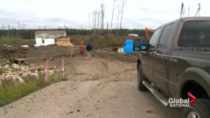 Fort McMurray wildfire rebuild could take years