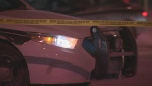 Police shut down Regent Avenue following crash