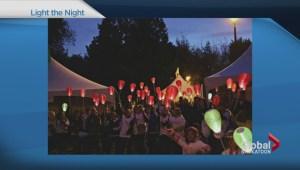Light the Night Saskatoon