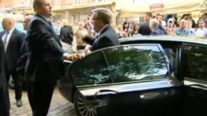 Man attempts to attack Poland's President