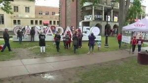 Fredericton residents new and old enjoy Canada 150 celebrations