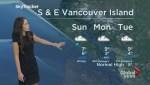 BC Evening Weather Forecast: Nov 26