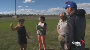 Parents of Ashley Steacy gives back to U of L Pronghorns