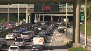 More roadwork means more congestion for Montreal drivers
