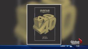 Avenue Edmonton Magazine: November 2016 preview