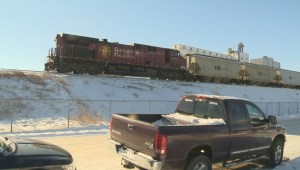 Along the tracks: Idling train caused headaches on north side