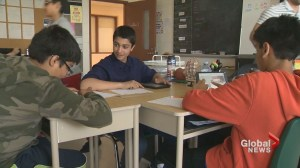 Quebec's education minister wants school boards to stop boosting students' grades