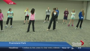 'Girls in Motion' encourages girls to get active