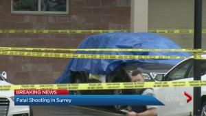 Fatal shooting in Surrey
