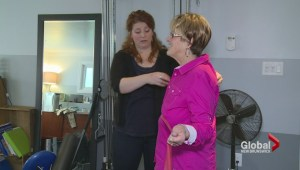 Physiotherapist helps breast cancer survivors get their bodies back