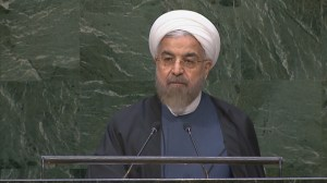Iranian president calls out ISIS for using Islam to promote atrocities