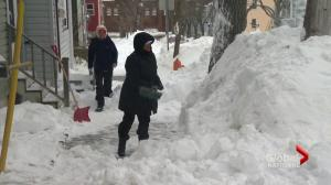 Even more snow for winter weary Atlantic Canadians