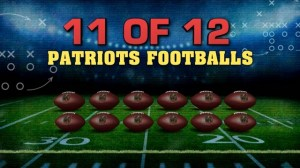 NFL investigation into deflated footballs ongoing