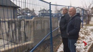 Kincora neighbours frustrated by delays rebuilding burned down home